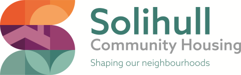 Solihull Community Housing - Shaping Our Neighbourhoods logo